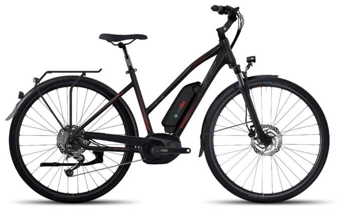 E-Bike Ghost Hybride Andasol Trekking 5 W 2017