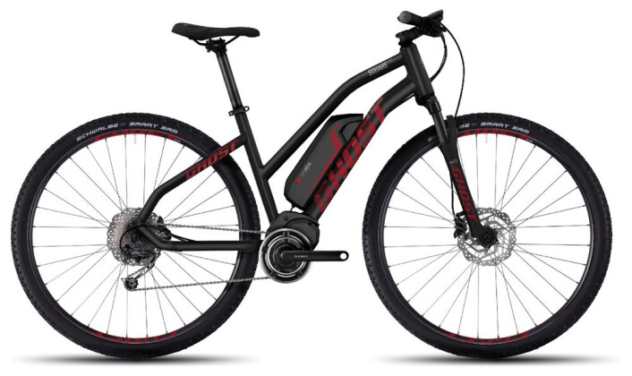 E-Bike Ghost Hybride SQUARE Cross 2 AL 29 W 2017