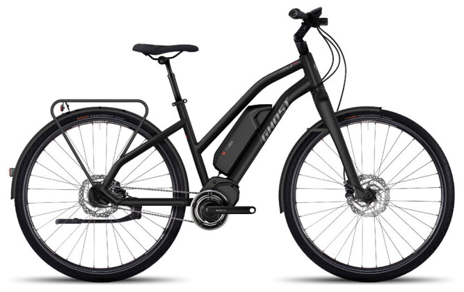 E-Bike Ghost Hybride SQUARE  Trekking 6 W 2017