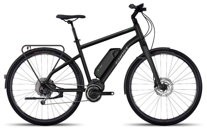 E-Bike Ghost Hybride SQUARE  Trekking 4 2017