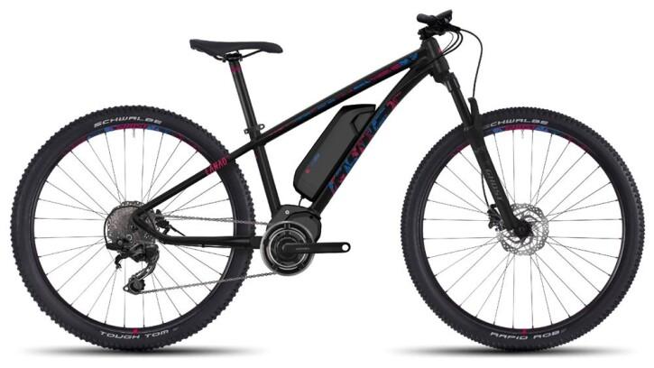 E-Bike Ghost Hybride Lanao 2 AL 29 2017