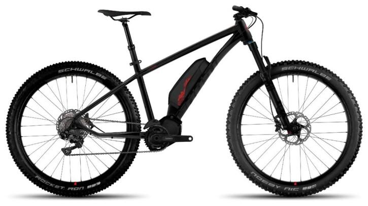 E-Bike Ghost Hybride Kato 8 AL 27,5+ 2017