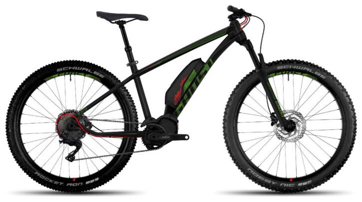 E-Bike Ghost Hybride Kato 6 AL 27,5+ 2017