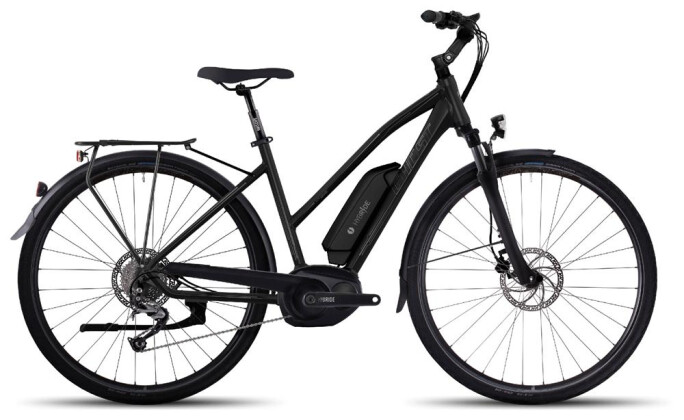 E-Bike Ghost Hybride Andasol Trekking 2 W 2017
