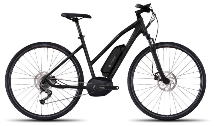 E-Bike Ghost Hybride Andasol Cross 2 AL 28 W 2017