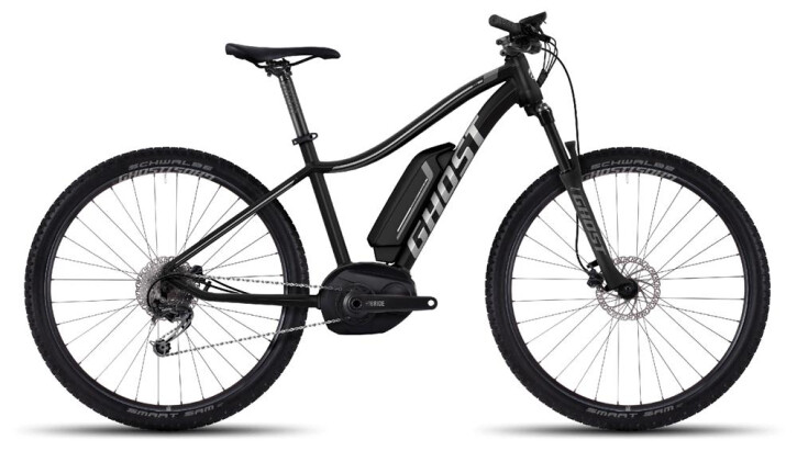 E-Bike Ghost Hybride Teru 2 AL 27,5 W 2017