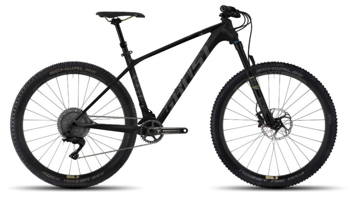 Mountainbike Ghost ASKET 8 LC 27,5 2017
