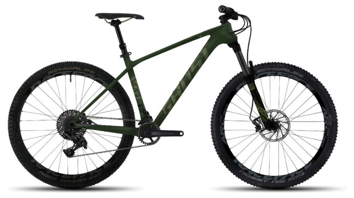 Mountainbike Ghost ASKET 5 LC 27,5 2017