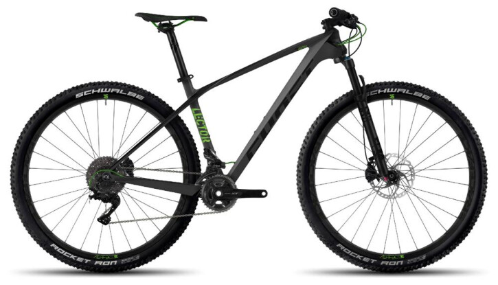 Mountainbike Ghost LECTOR 6 LC 29 2017