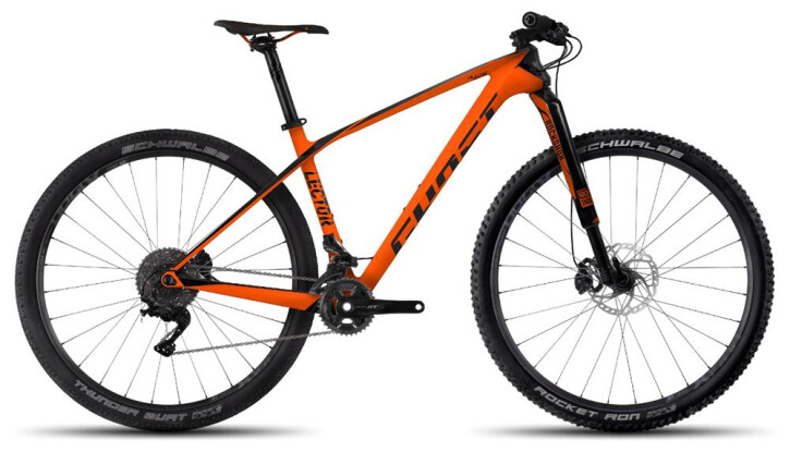 Mountainbike Ghost LECTOR 7 LC 29 2017