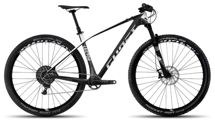 Mountainbike Ghost LECTOR 8 LC 29 2017
