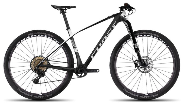 Mountainbike Ghost LECTOR WORLD CUP UC 29 2017