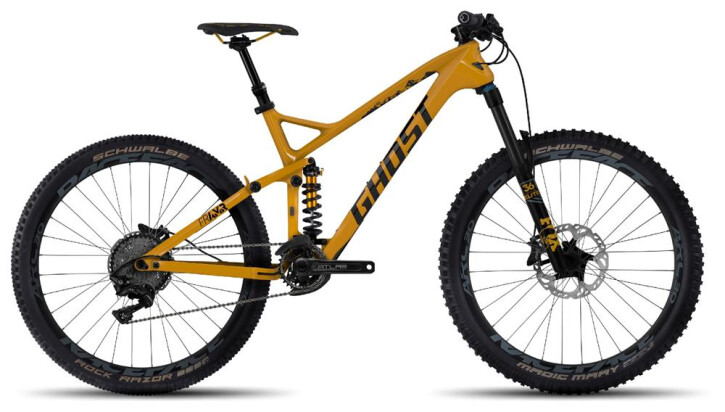 Mountainbike Ghost FR AMR 8 LC 27,5 2017