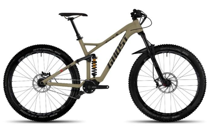 Mountainbike Ghost H AMR X AL 27,5+ 2017