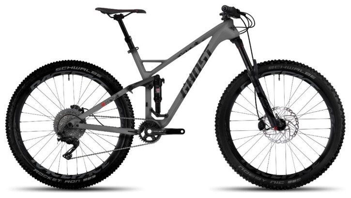 Mountainbike Ghost H AMR 8 LC 27,5+ 2017