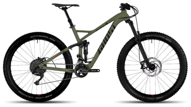 Mountainbike Ghost H AMR 6 AL 27,5+ 2017