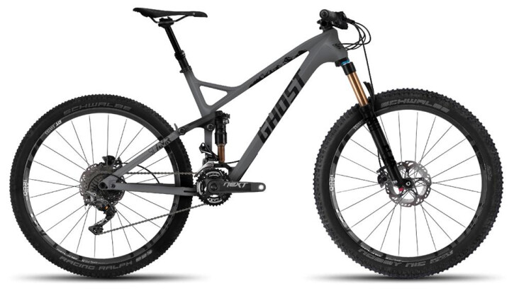Mountainbike Ghost SL AMR 9 LC 27,5 2017