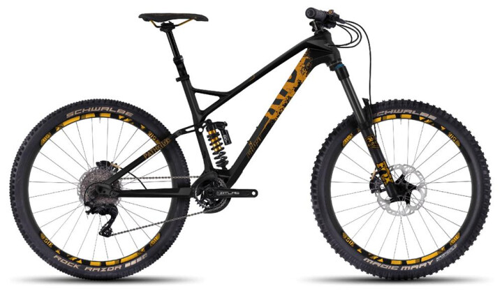 Mountainbike Ghost PathRIOT 8 UC 27,5 2017