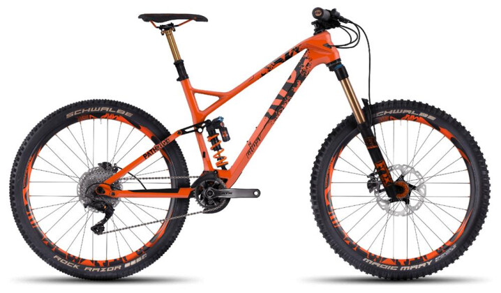 Mountainbike Ghost PathRIOT 10 UC 27,5 2017