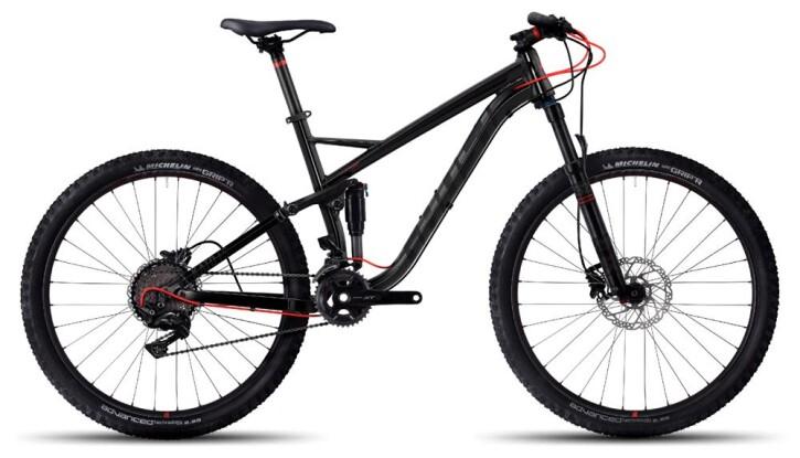 Mountainbike Ghost Kato FS 5 AL 27,5 2017
