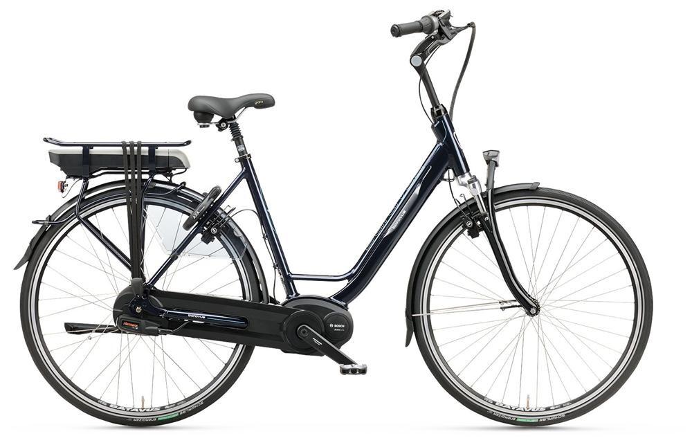 batavus wayz e go e bike mit bosch mittelmotor akku 500 wh. Black Bedroom Furniture Sets. Home Design Ideas
