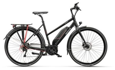 Batavus ZONAR E-GO, E-bike mit starkem Yamaha Mittelmotor ( 80NM )