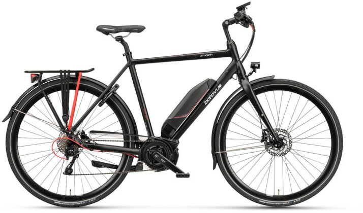 E-Bike Batavus Zonar E-go® 2017