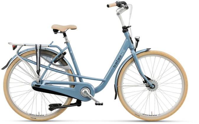 Citybike Batavus Mambo Deluxe 2017