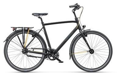 Batavus Sonido, Citybike mit 8-Gang Nabenschaltung und Freilauf