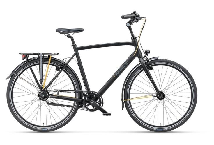 Sonido, Citybike mit 8-Gang Nabenschaltung und Freilauf