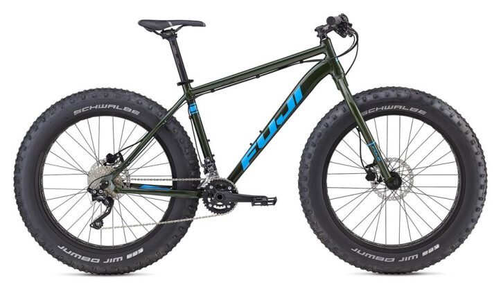 Mountainbike Fuji Wendigo 26 2.1 2017