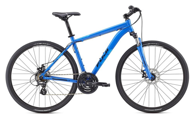 Crossbike Fuji Traverse 1.7 2017