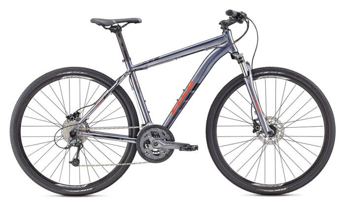 Crossbike Fuji Traverse 1.3 2017
