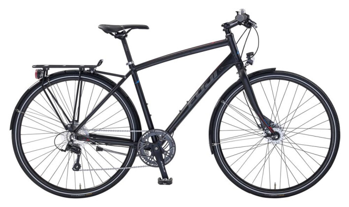 Trekkingbike Fuji Absolute City 1.1 2017