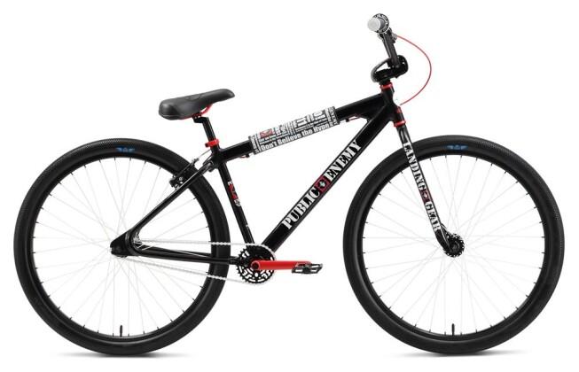 "BMX SE Bikes PUBLIC ENEMY BIG RIPPER 29"" 2017"