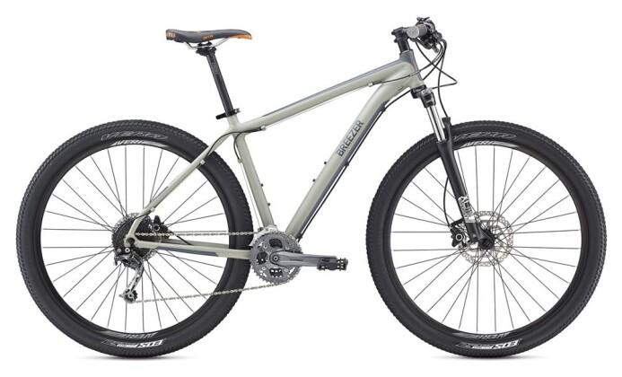 Mountainbike Breezer Bikes Storm Comp 29 2017