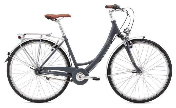 Citybike Breezer Bikes Liberty IGS + LS INTL 2017