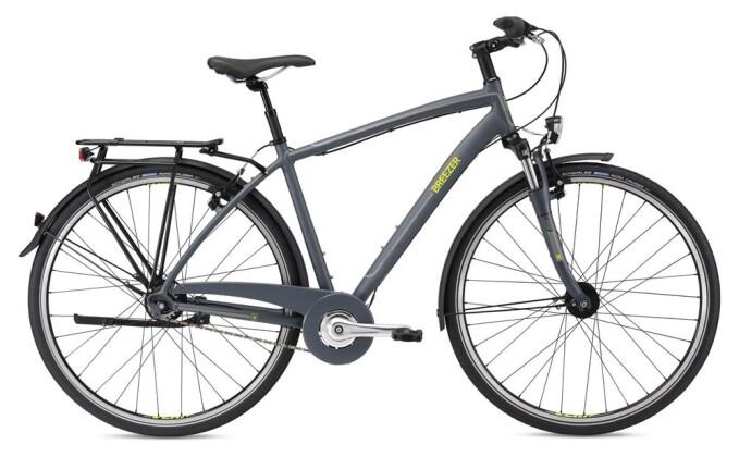 Citybike Breezer Bikes Liberty IGS + INTL 2017