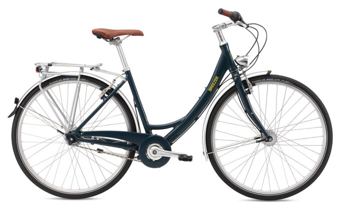 Citybike Breezer Bikes Liberty IGR + LS INTL 2017