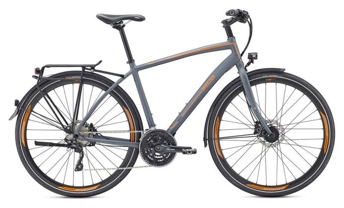 Trekkingbike Breezer Bikes Liberty 2R + 2017