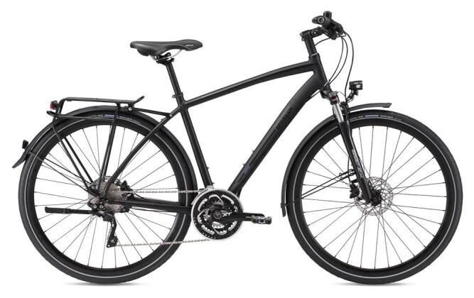 Trekkingbike Breezer Bikes Liberty 1S + INTL 2017