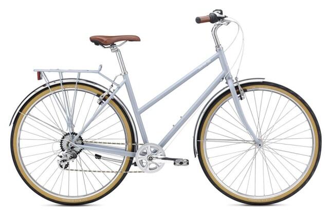 Trekkingbike Breezer Bikes Downtown EX ST 2017