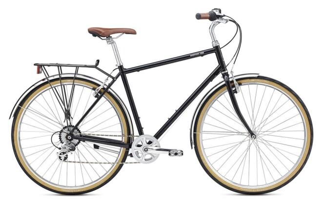 Trekkingbike Breezer Bikes Downtown EX 2017