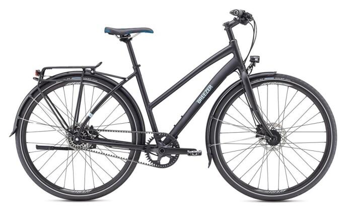 Citybike Breezer Bikes Beltway 8 + ST 2017