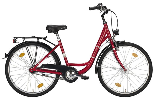 Citybike Excelsior Road Cruiser Alu ND 2017