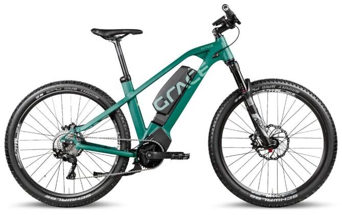 E-Bike Grace MXII TRAIL 25 KM/H 2017