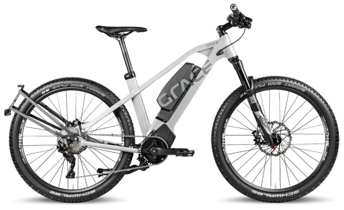 E-Bike Grace MXII TRAIL 45 KM/H 2017