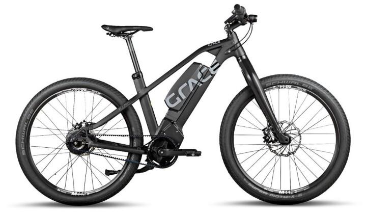 E-Bike Grace MXII Urban 25 KM/H 2017