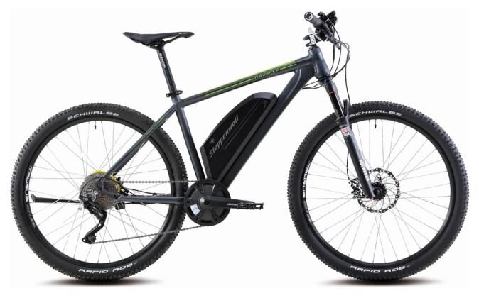 E-Bike Steppenwolf Tundra E 11.5 27,5'' 2017