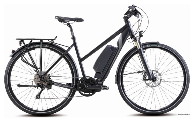 E-Bike Steppenwolf Transterra E 8.5 Lady 2017